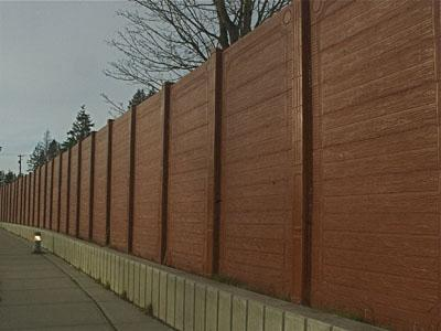 Acoustic Noise Barriers