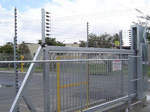Electric Wire Fencing & Gates